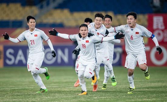 Văn phòng Chủ tịch nước kiến nghị tặng thưởng Huân chương cho U-23 Việt Nam