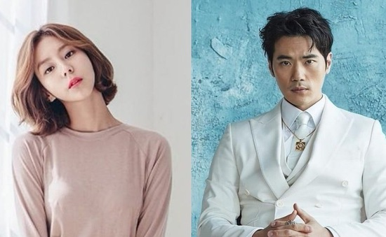 UEE và Kim Kang Woo kết đôi trong phim truyền hình mới