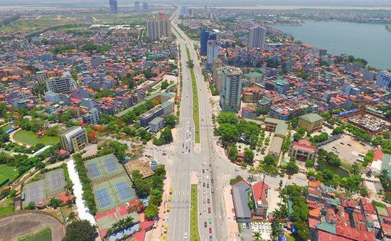 Gần 8.000 tỷ đồng đầu tư cho dự án xây dựng đường vành đai 1 đoạn Hoàng Cầu - Voi Phục