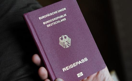 Đức - Quốc gia có tấm hộ chiếu quyền lực nhất thế giới
