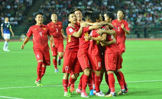 BXH FIFA tháng 1: Bóng đá Việt Nam dẫn đầu Đông Nam Á