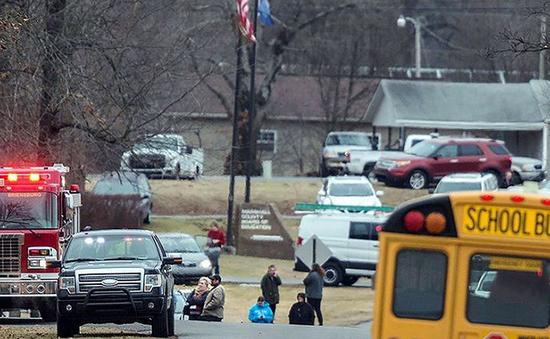 Xả súng tại trường học ở Mỹ, ít nhất 2 học sinh thiệt mạng