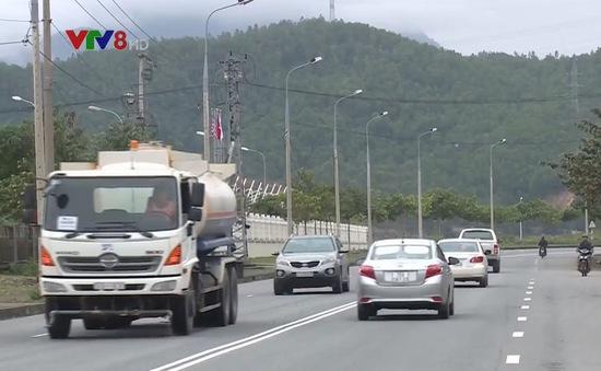 Thanh tra giao thông Đà Nẵng kiểm tra xe dù, bến cóc