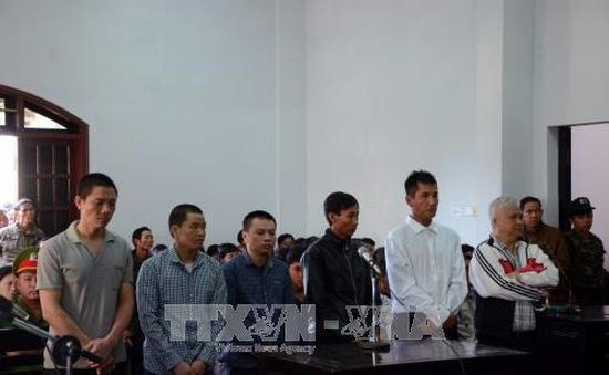 Tuyên án 6 bị cáo trong vụ nổ súng do tranh chấp đất rừng tại Đắk Nông
