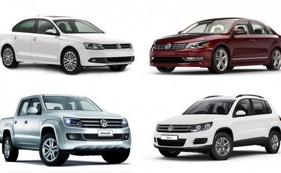Volkswagen thu hồi hơn 357.000 xe lỗi tại Trung Quốc