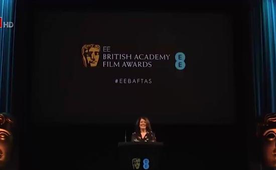 Công bố đề cử giải thưởng điện ảnh BAFTA