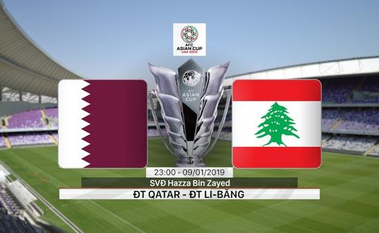 VIDEO Highlight trận đấu ĐT Qatar 2-0 ĐT Lebanon (Bảng E Asian Cup 2019)