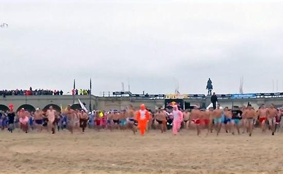 Cách chào đón năm mới độc đáo của những người dân Bỉ
