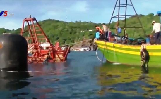 Hiệu quả mô hình đội tàu an toàn trên biển