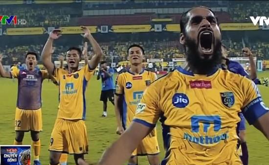 Sự bất ngờ của bóng đá Ấn Độ