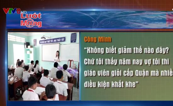 Dư luận trước khẳng định 'Sẽ giảm áp lực sổ sách, thi đua với giáo viên' của Bộ Trưởng Phùng Xuân Nhạ