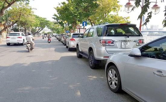 Đà Nẵng lên phương án ổn định chỗ đậu đỗ xe du lịch