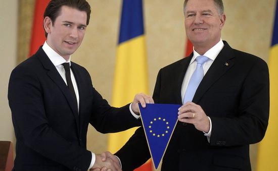 Romania chính thức nhậm chức Chủ tịch luân phiên EU