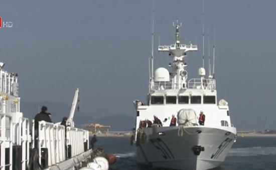 Lật tàu cá tại Hàn Quốc, 3 người thiệt mạng