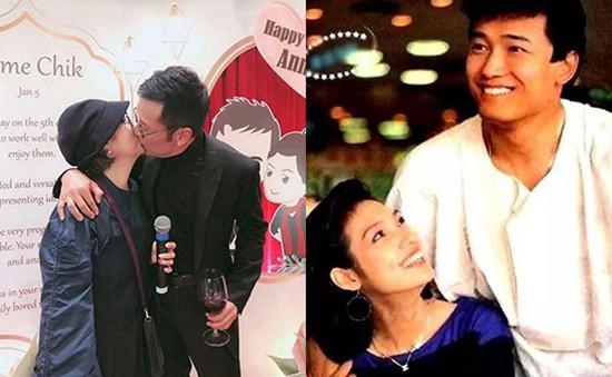 Nàng Lý Sư Sư của phim Lâm Xung đã được chồng yêu như thế này!