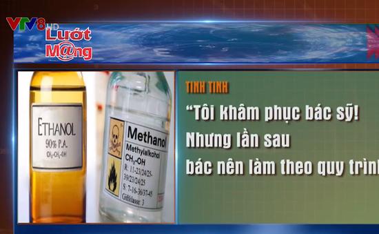 Cư dân mạng nói gì về bác sĩ truyền 15 lon bia cứu sống bệnh nhân ngộ độc rượu?
