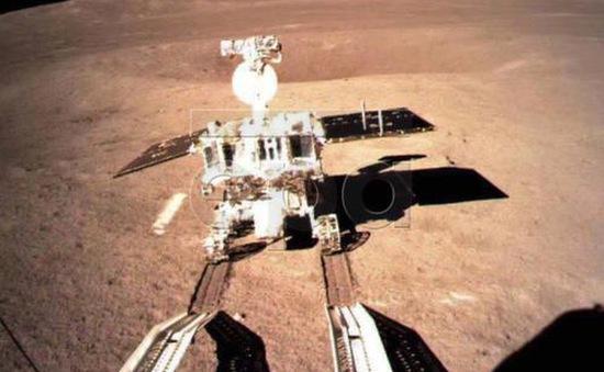 Tàu Hằng Nga 4 hoàn thành sứ mệnh trên vùng tối Mặt Trăng