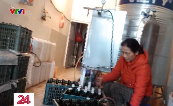 Vụ sản xuất rượu siêu tốc, siêu rẻ: Ban chỉ đạo 389 quốc gia vào cuộc