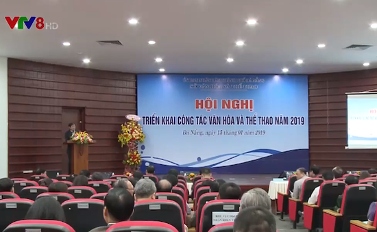Ngành văn hóa Đà Nẵng triển khai công tác năm 2019