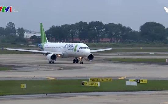 Bamboo Airways thực hiện chuyến bay thương mại đầu tiên
