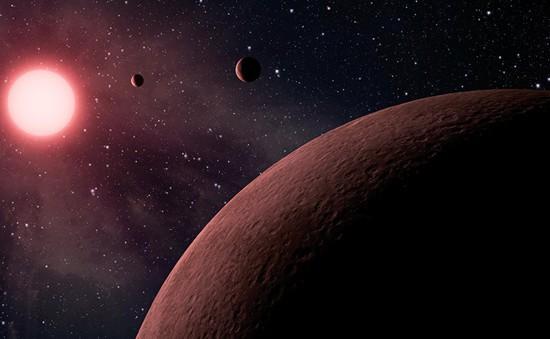 """Sự sống vũ trụ có thể tồn tại trên """"siêu Trái đất"""" nằm cách chúng ta 6 năm ánh sáng?"""