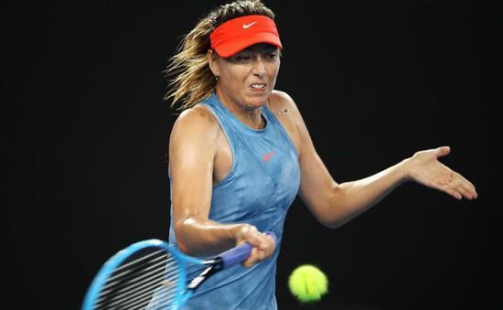 Maria Sharapova rút lui khỏi giải quần vợt Linz mở rộng