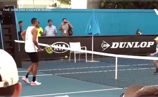 Ấn tượng giải quần vợt Australia mở rộng