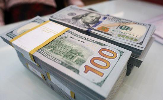 Giá USD tại Ngân hàng thương mại tăng nhẹ