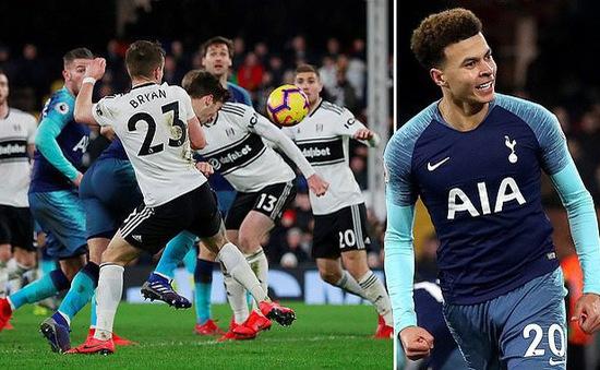 Kết quả bóng đá sáng 21/01: Man City tiếp tục bám đuổi ngôi đầu, Tottenham thắng nhọc nhằn Fulham