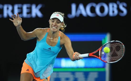 Australia mở rộng 2019: Kerber và Sharapova dừng bước ở vòng 4