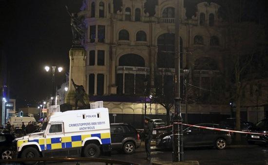 Anh: Nổ bên ngoài tòa án Bắc Ireland