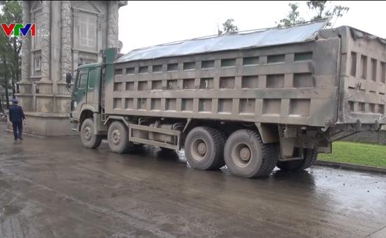 Kiểm soát trọng tải xe từ đầu nguồn