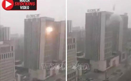 Trung Quốc điều tra 2 vụ nổ nghi do phá hoại
