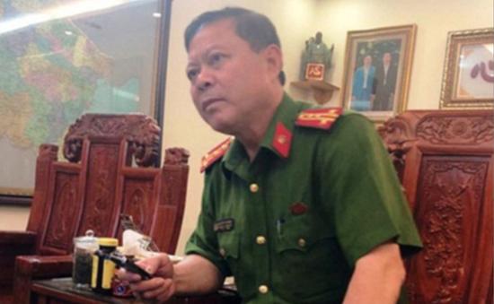 Tước danh hiệu CAND đối với Trưởng Công an thành phố Thanh Hóa