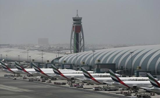Sân bay quốc tế Dubai giữ vững danh hiệu nhộn nhịp nhất thế giới