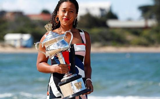 Tay vợt nữ số 1 thế giới vẫn chưa chọn quốc tịch Nhật hay Mỹ