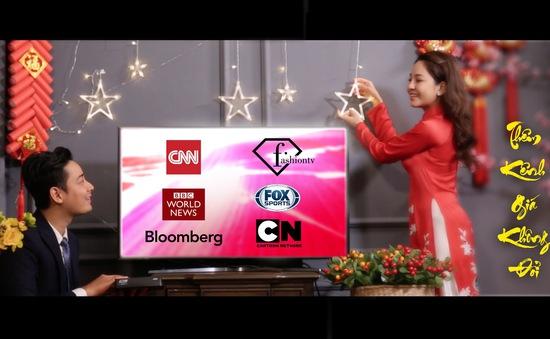 VTVcab thêm nhiều kênh đặc sắc, giá không đổi