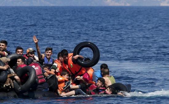 Thổ Nhĩ Kỳ cứu sống hơn 40 người di cư trên biển