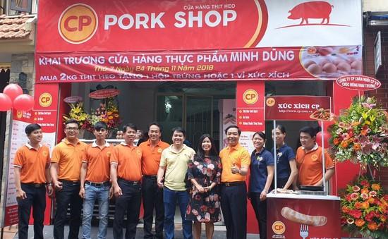 C.P Việt Nam mở xu hướng chăn nuôi quy mô lớn