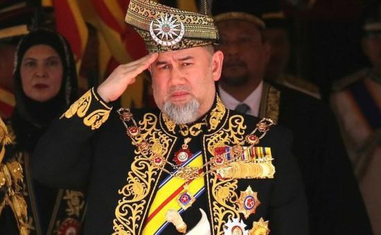 Quốc vương Malaysia Muhammad V bất ngờ thoái vị