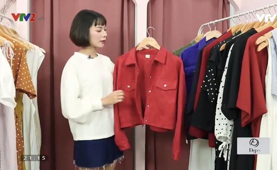 Mix đồ cực chuẩn cùng áo khoác cho các cô nàng