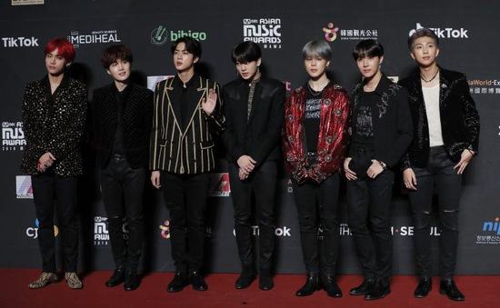 BTS thắng lớn tại Golden Disc Award 2019