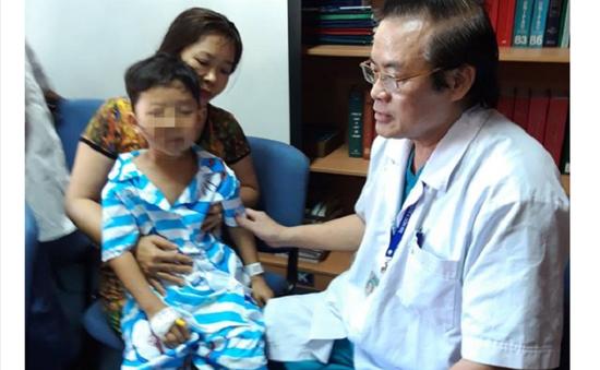 Số ca tai nạn ở trẻ trong dịp Tết Dương lịch tăng gấp 5 lần