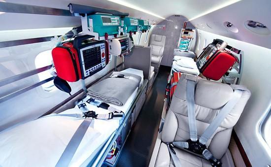 3 du khách bị thương trong vụ đánh bom ở Ai Cập về nước bằng chuyên cơ y tế ngày 10/1