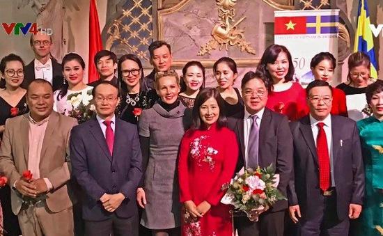Hòa nhạc kỷ niệm 50 năm quan hệ ngoại giao Việt Nam - Thụy Điển