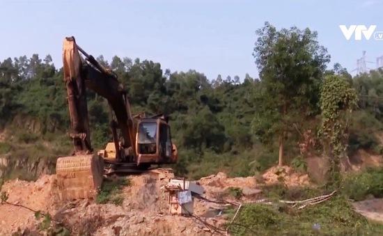 Đà Nẵng không gia hạn cấp phép khai thác khoáng sản