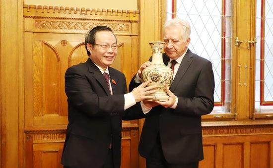 Tăng cường hợp tác Quốc hội Việt Nam - Hungary