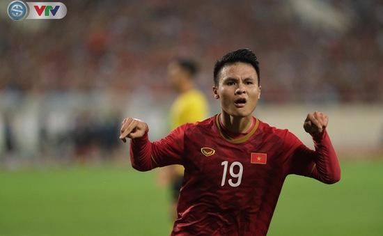ĐT Việt Nam được thưởng nóng hơn 3 tỷ đồng sau thắng lợi trước ĐT Malaysia