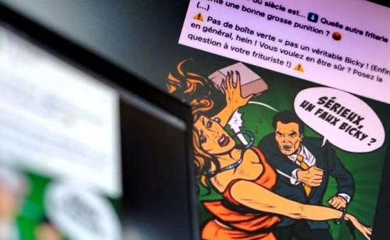 Bỉ: Người tiêu dùng phẫn nộ vì hình ảnh quảng cáo bạo lực với phụ nữ