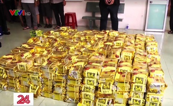 Tội phạm ma túy tại TP.HCM tăng cao